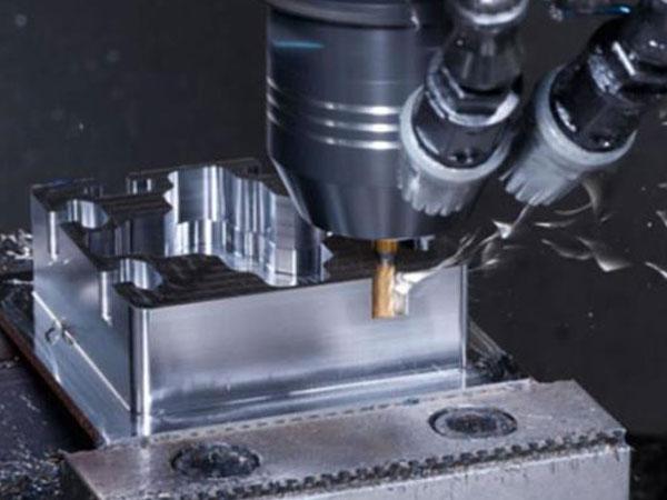 Mega Lure CNC glodanje